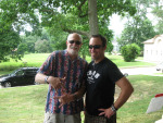 Hosts Rodger Lowenthal and Bruce Kramer
