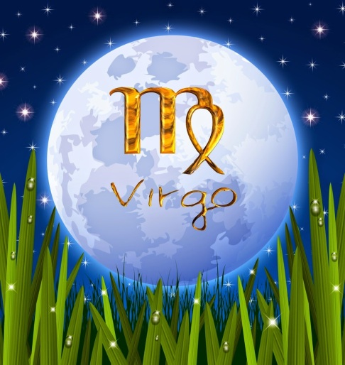 Image result for full moon in virgo